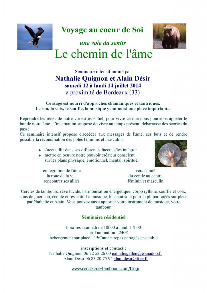 séminaire les chemins de l'âme  juillet 2014-page-0